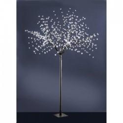 arbre led 3D 200 led blanc h 1.80m