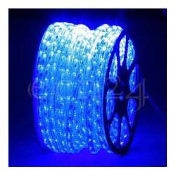 cordon lumineux led fixe bleu 50m